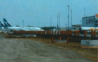 APRON EXPANSION (JOHN C. MUNRO HAMILTON INTERNATIONAL AIRPORT)